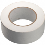 WHITE CLOTH TAPE 50mmx50m